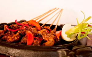 sate-hot-plate